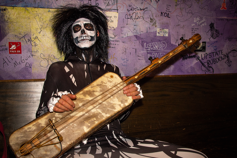 Skeleton sintir, Club d'Elf - Halloween 2018